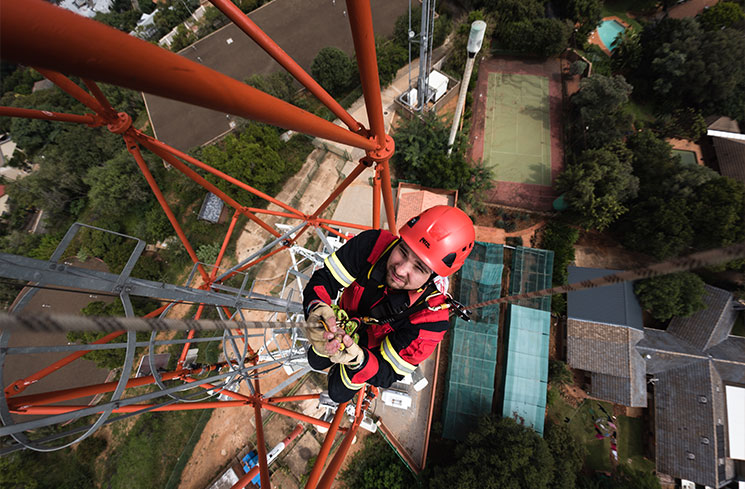 Gravity-Training-Course-Level-1-Rope-Access