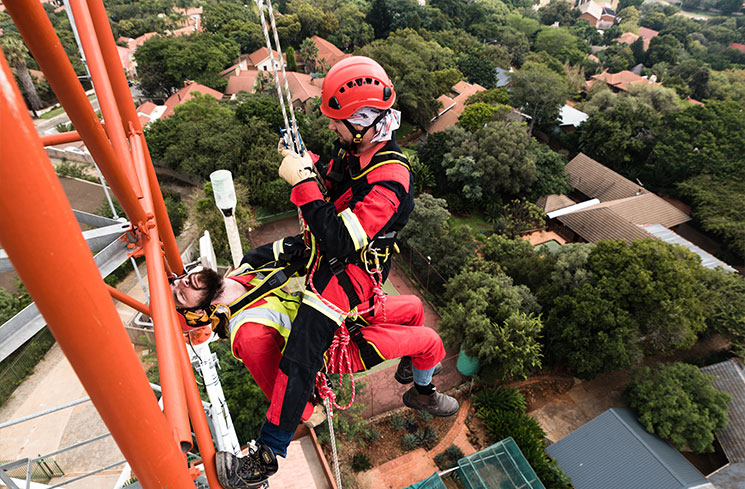 Gravity-Training-Course-Level-3-Rope-Access