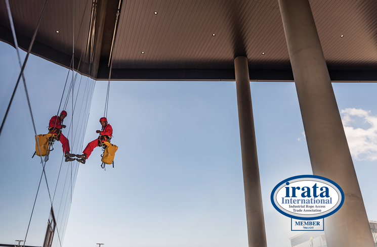 IRATA Rope Access Level 1 (Intl.) – US 229998 & US 230000