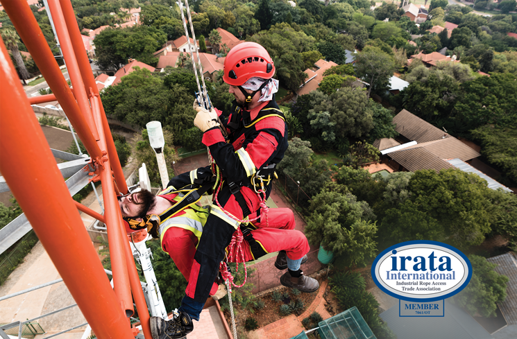 IRATA Rope Access Level 3 (Intl.) – US 229997 & US 230001