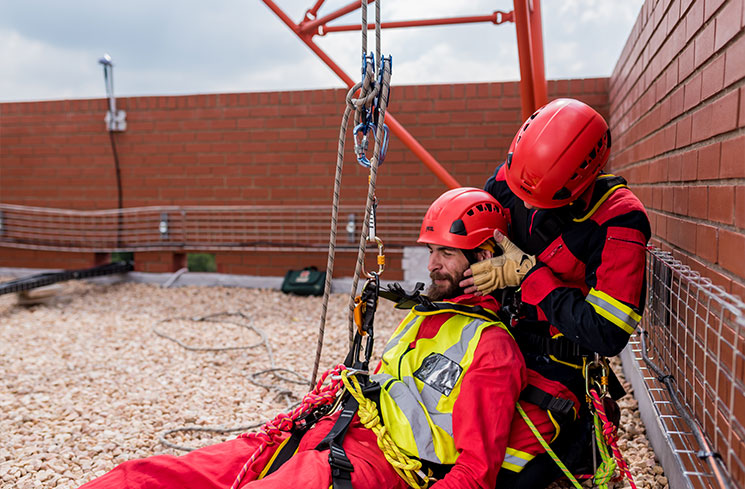 Fall Arrest Rescue Technician <BR />– US 229999
