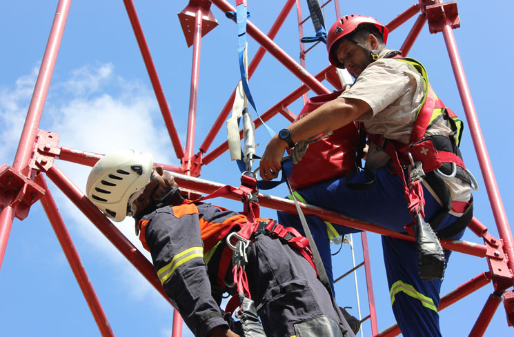 FAS Rescue Course (Eskom)