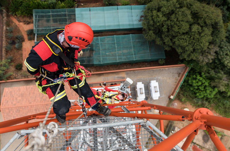 IWH Rope Access Level 3 <BR />– US 229997 & US 230001