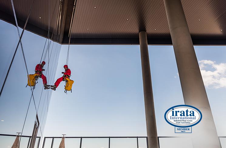 IRATA Rope Access Level 1 (Intl.) – US 229998 & US 230000