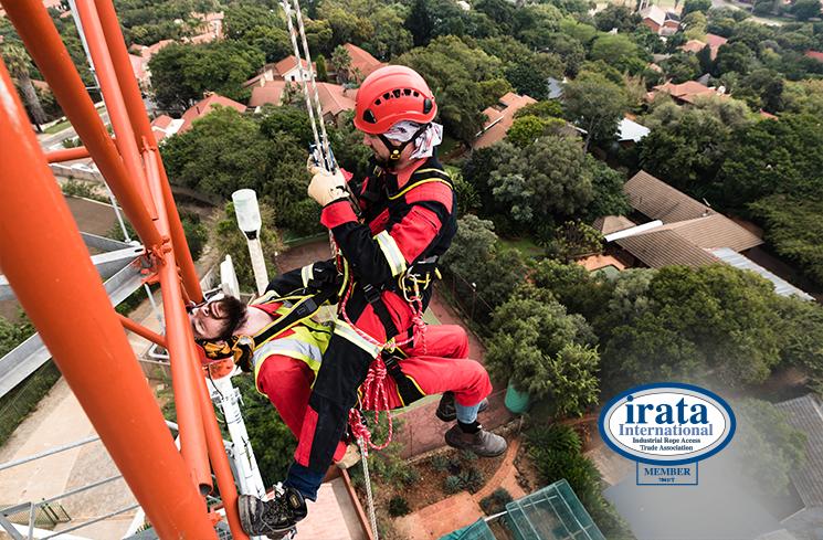 IRATA Rope Access Level 3 (Intl.) – US 229997 & US 230001